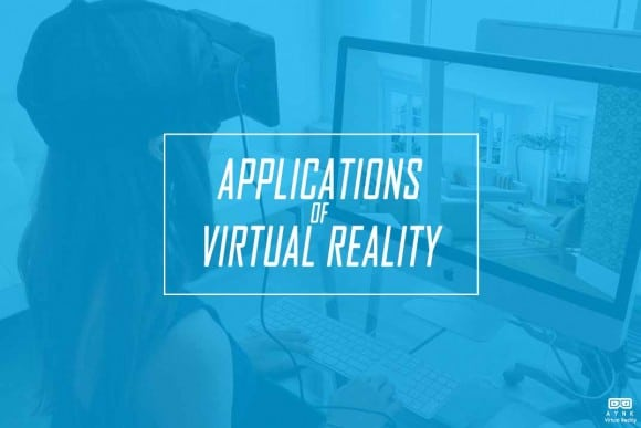 Applications of Virtual Reality - Technobyte AYNK