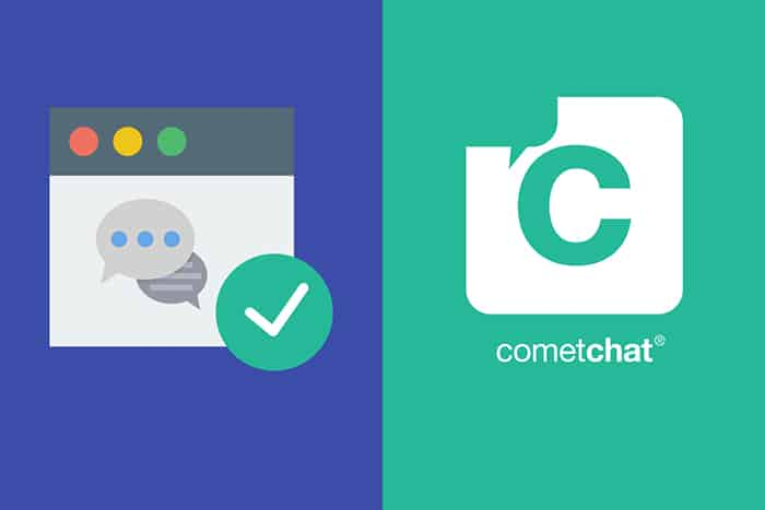 Cometchat for Interactive websites