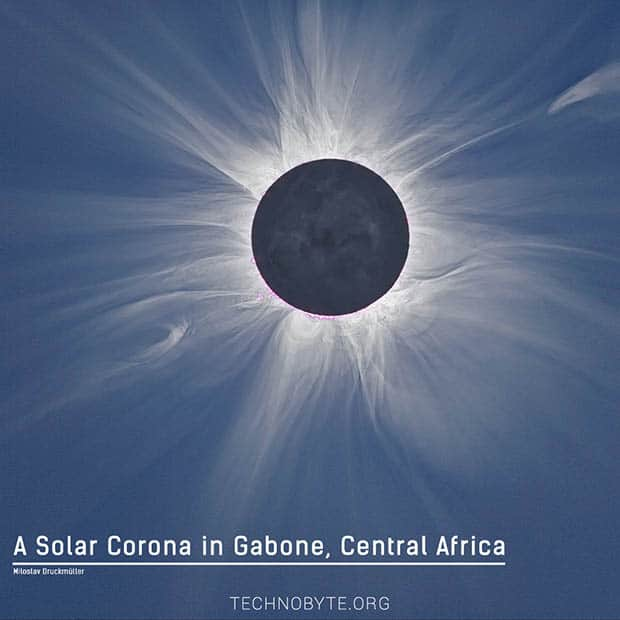 interesting facts solar corona - how to photograph